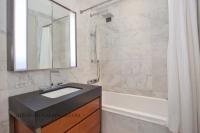 75 Wall Street Studio Apartment Bathroom