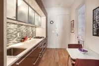 75 Wall Street Studio Apartment Kitchen