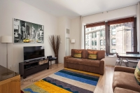 75 Wall Street Studio Apartment Living