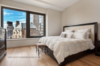 75 Wall Street Bedroom View