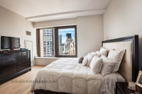 75 Wall Street Master Bedroom View