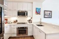 635 West 42nd Street Condo Kitchen
